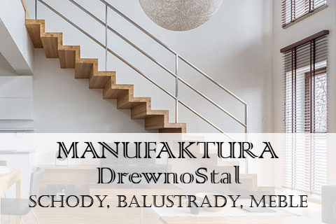 Manufaktura Drewno Stal